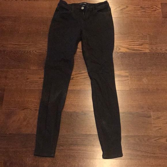 Fashion Nova Denim - Low waisted skinny jean